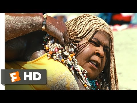 Big Momma's House 2 (2006) - On the Beach Scene (4/5) | Movieclips
