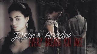 »every breath you take (jason x ariadne)