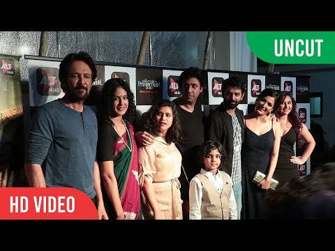Xxx Mp4 UNCUT Screening Of Alt Balaji 39 S New Web Series The Dysfunctional Family Viralbollywood 3gp Sex