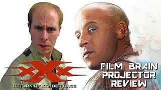 Projector: xXx - Return of Xander Cage (REVIEW)
