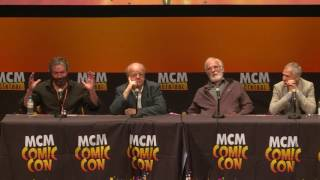 Random Clip Of Game Of Thrones Panel @ MCM Manchester Comic Con