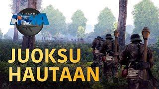 Juoksu Hautaan | Arma Finland Iron Front -tapahtuma 4.9.2016