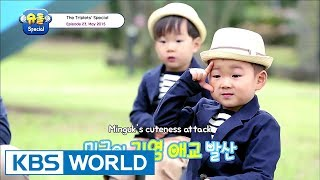The Return of Superman - The Triplets Special Ep.23 [ENG/中文字幕/2017.10.13]