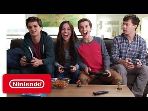 Super Smash Bros. Gameplay & Quest for the amiibo