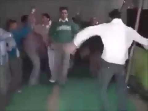 Break Dance from Indian Village Dancers