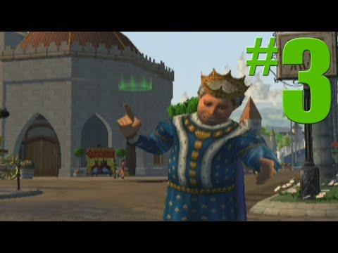 Shrek 2 Game Walkthrough Part 3 Far Far Away No Commentary Gameplay Gamecube Xbox PS2