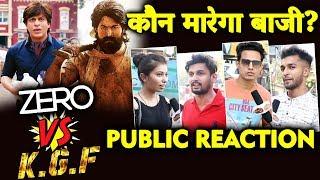 Zero Vs KGF | कौनसी फिल्म मारेगी बाजी ? | Shahrukh Khan Vs Yash