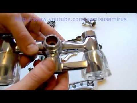 Ремонт переключателя смесителя своими руками