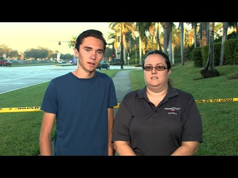 Xxx Mp4 Teacher And Student Who Witnessed Florida School Shooting Something Has To Change 3gp Sex