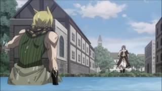 Natsu vs. Jackal - The Phoenix vs. Centuries