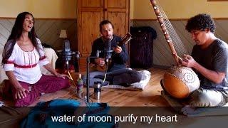 Agua de Luna by Mirabai Ceiba with Tina Malia ( a water blessing)