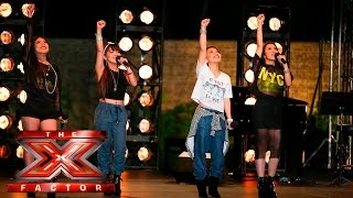 4th Power blow the Judges away with Titanium cover | Boot Camp |