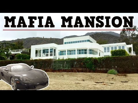 Mafia Bosses 17 000 000 Abandoned Mansion With Indoor Pool & Very Rare Car
