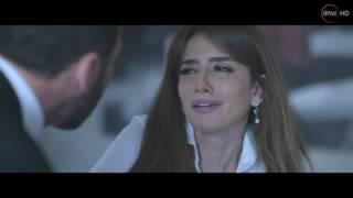 """مسلسل لأعلى سعر - هشام يواجه ليلى بكذبها .. """" هو انتوا فاكرينني ايه عبيط بيتضحك عليا """""""