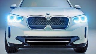 تعرف على اقوى سيارات مستقبلية تقدمهاBMW..! بقوة خارقة !