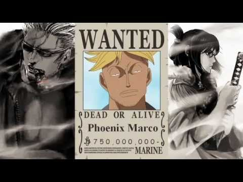 One Piece Top 50 Bounty fake and real