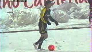 Nakatade - Super geste technique de Nakata