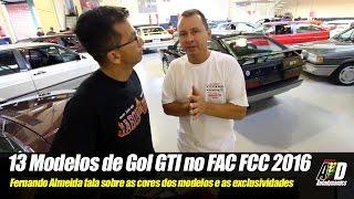 FAC FCC Unlimited 2016 | Todas as cores de Gol GTI que saíram no Brasil!