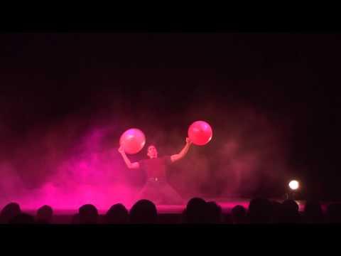 Josh Casey Punch Balloon Routine