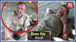 WATCH: Drunk Bulandshahr Cop Sings 'Meri Beri Ke Ber Mat Todo'