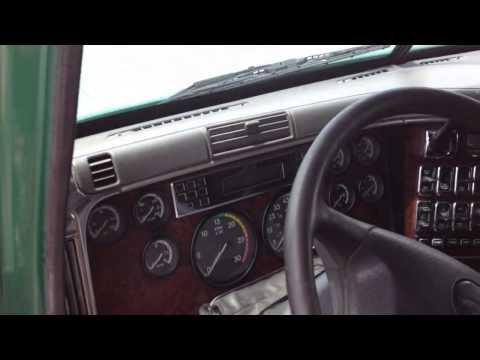 FFE - Inside a training truck