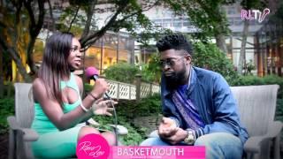 Basketmouth Talks With RLTV