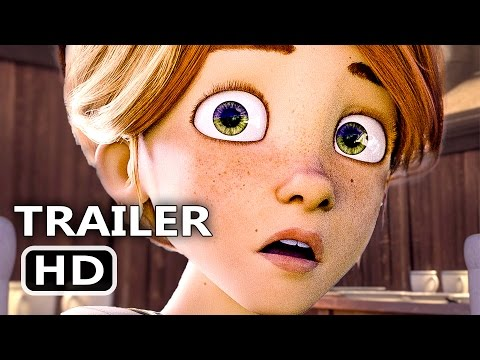LEAP Official Trailer 2017 Elle Fanning Animated Movie HD