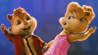 Girl Crush (Little big Town) - Alvin and the chipmunks + Lyrics english