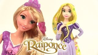 Raiponce Figurine à Peindre Princesse Disney Rapunzel Paint Your Own