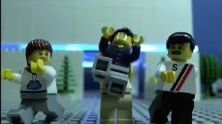 Lego zombie outbreak, Specimen 13