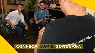 Empresário e Blogueiro - Conheça David Gonzzaga