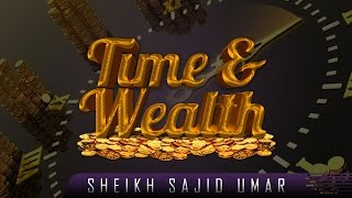 Your Time & Wealth Is Not Yours! ᴴᴰ ┇ Thought Provoking ┇ by Sheikh Sajid Umar ┇ TDR Production ┇