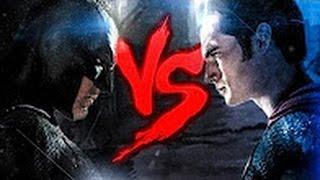 Zuando Youtubers #19 - Batman VS. Superman (Duelo de Titãs)