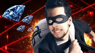 THE DIAMONDS ARE MINE | Sneak Thief #4