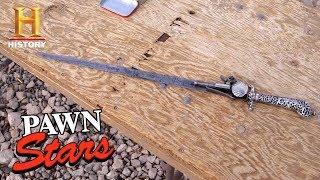 Pawn Stars: Sword Pistol (Season 15) | History