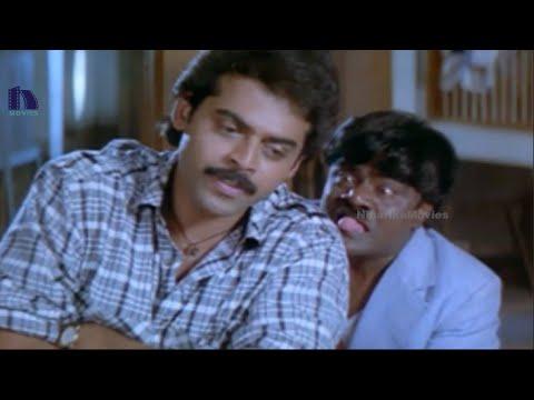Sathruvu Telugu Full Movie Part 4 || Venkatesh, Vijayashanti, Kodi Ramakrishna