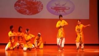 Kathak by Shinjini Kulkarni and Group on 5 elements of Earth