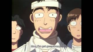 Running in the 90's clip in Initial D First Stage HD