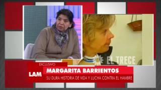 ¿Cómo se puede ayudar al comedor Los Piletones de Margarita Barrientos?