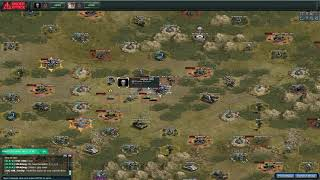 War Commander - 2 people hitting same time Kixeye ticket