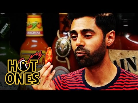 Xxx Mp4 Hasan Minhaj Has An Out Of Body Experience Eating Spicy Wings Hot Ones 3gp Sex