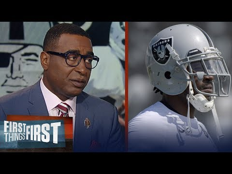Cris and Nick react to Antonio Brown s helmet dispute & Gruden s support NFL FIRST THINGS FIRST