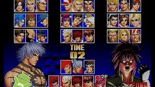 The King Of Fighter 97[Apk + Datos Sd]//Android 2015