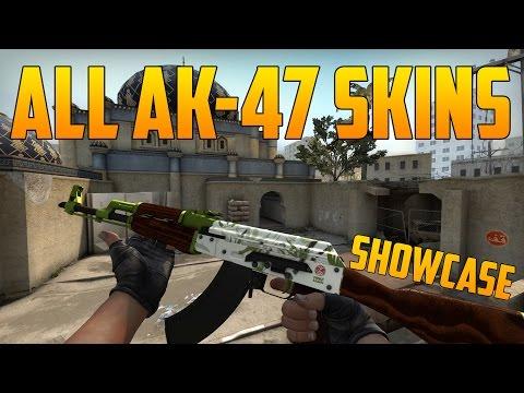all ak 47 skins showcase cs go daikhlo