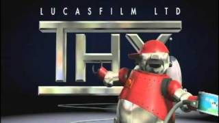 Cam Couchman THX Intro Sound Design Redo