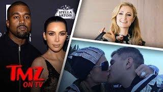 Kim & Kanye Want To Go To Paris Hilton