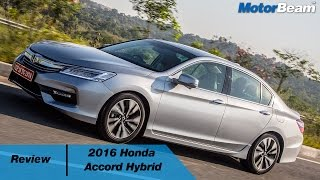 2016 Honda Accord Hybrid Review   MotorBeam