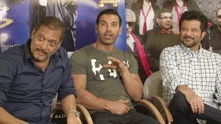 John Abraham, Nana Patekar, Anil Kapoor EXCLUSIVE INTERVIEW For Welcome Back