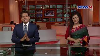 NEWS24 সংবাদ at 10pm News on 18th March, 2018 on News24