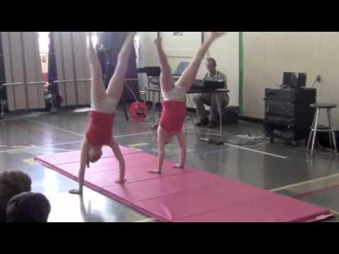6th Grade Gymnastics Talent Show Routine
